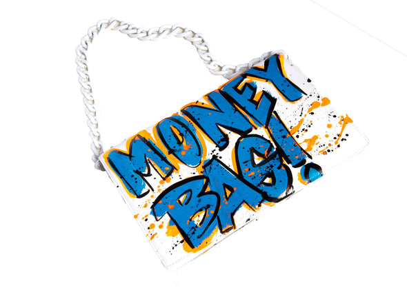 Money retro bag