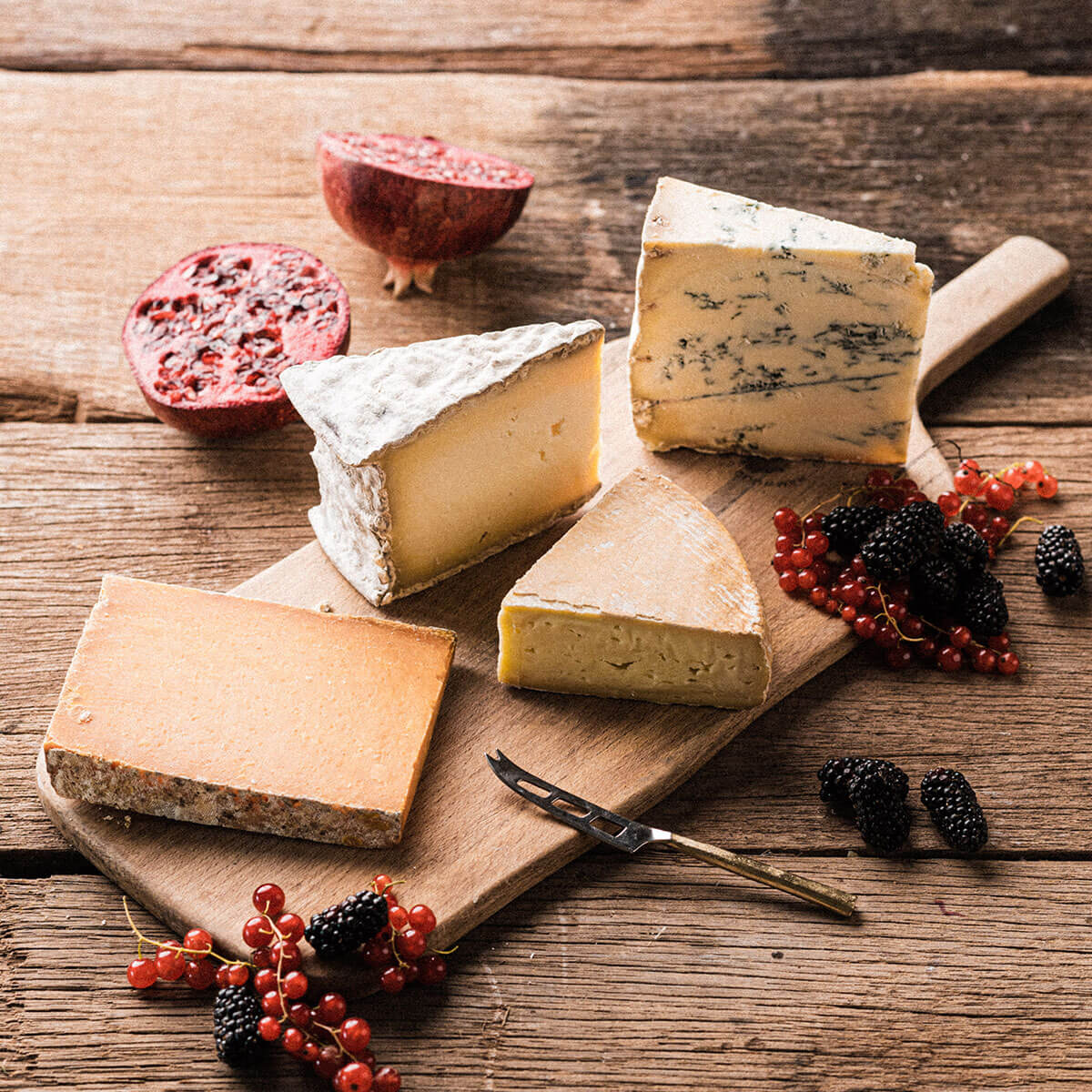 Artisan 5-Cheese Subscription