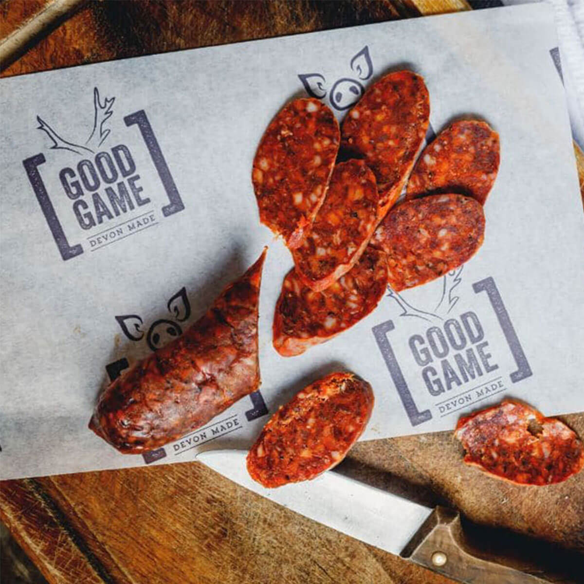 'Hot Box' Charcuterie Tasting Experience