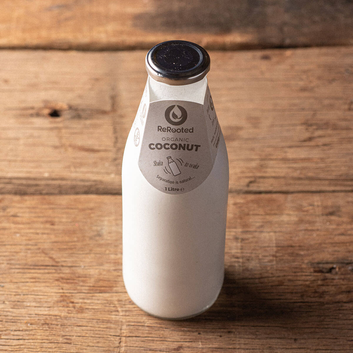 ReRooted Organic Dairy-Free Drinks