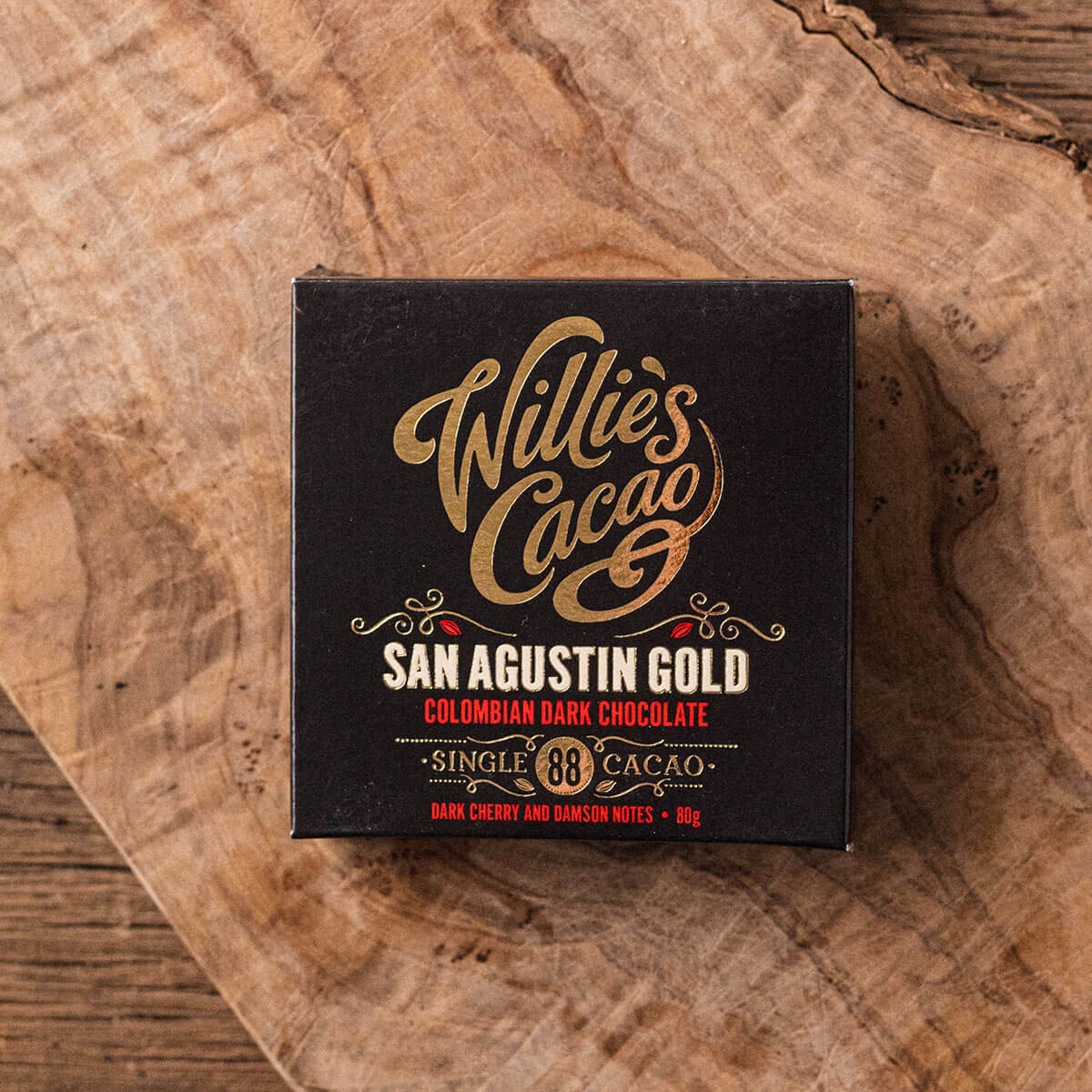 Willie's Cacao Bars