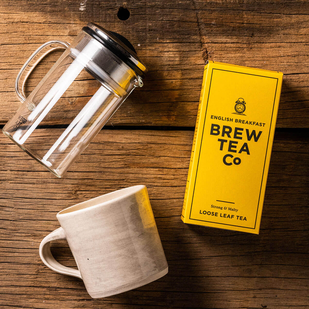 Loose Leaf Tea Starter Kit