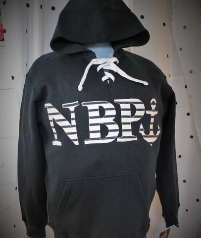 NBPT Sweatshirt with Lace up neck