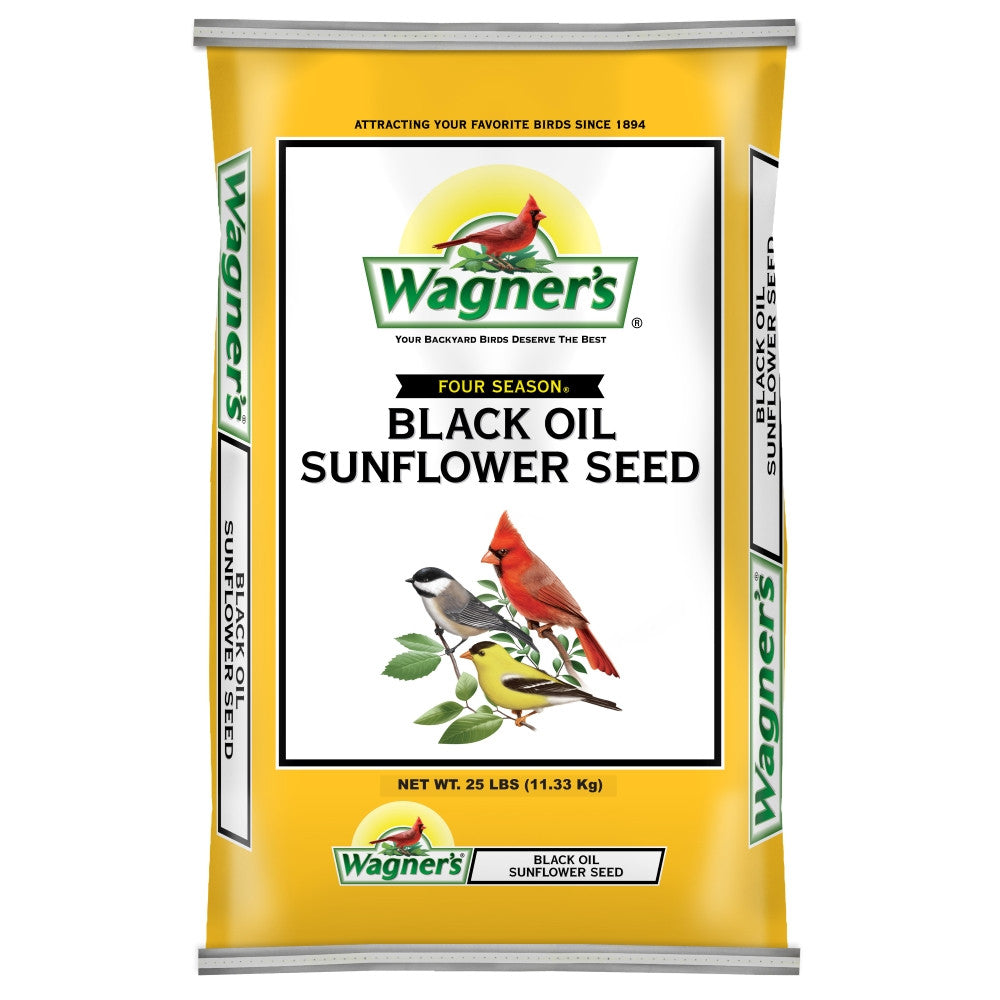 25 lb Four Season Oil Sunflower Seed