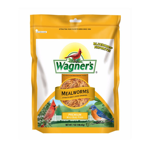 7 oz Mealworms