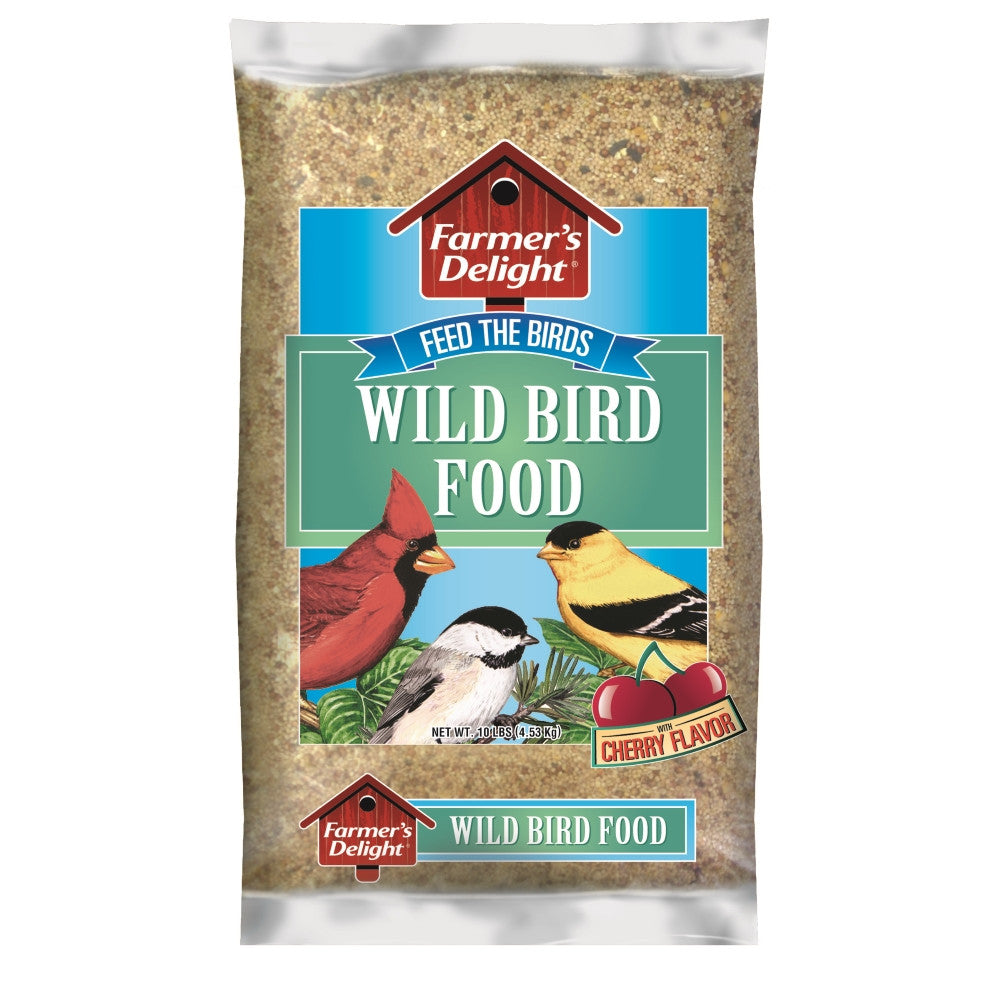 10 lb Farmer's Delight Wild Bird Food