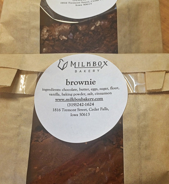 Brownies Subscription
