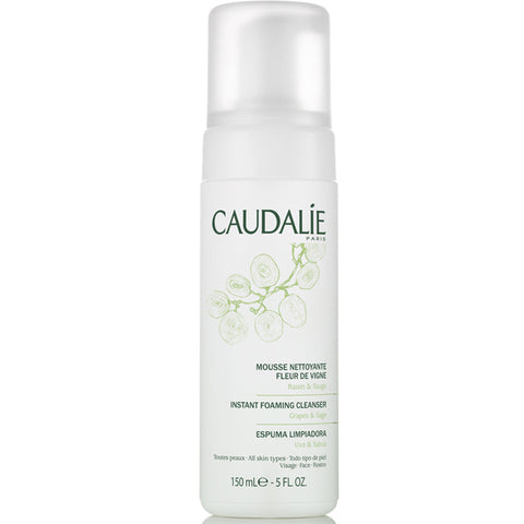 Caudalie Instant Foaming Cleanser 150 ml / 5fl.oz