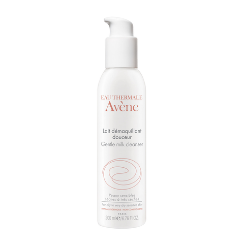 Avene Gentle milk Cleanser 200 ml / 676 fl.oz