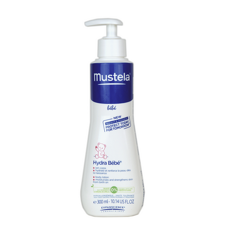 Mustela Hydra bebe body lotion 10.14 Fl.oz - 300 ml