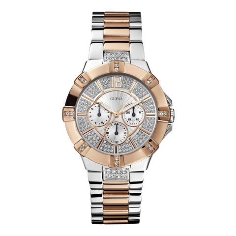 GUESS Watches W0024L1 Horloge - Jewels & Watches Magazine