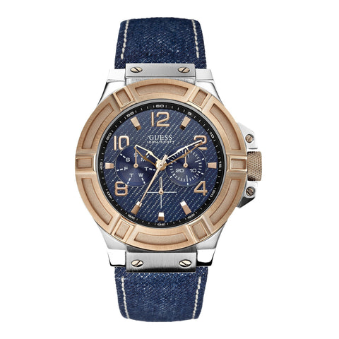 GUESS Watches W0040G6 Horloge - Jewels & Watches Magazine - 1