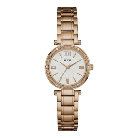 GUESS Watches W0767L3 Horloge - Jewels & Watches Magazine