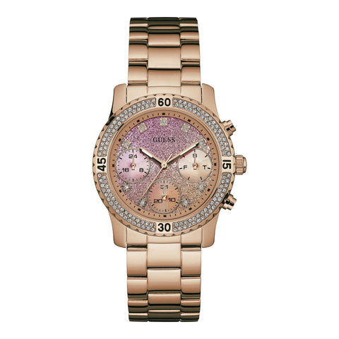 GUESS Watches W0774L3 Horloge - Jewels & Watches Magazine