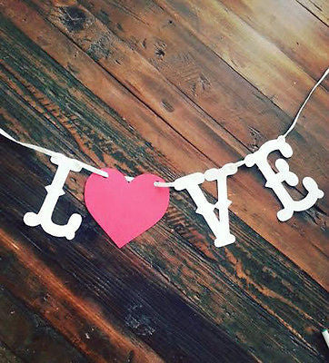 Love Banner Valentine's Day,Wedding,Save the Date Banner Photo Prop- Le Petit Pain