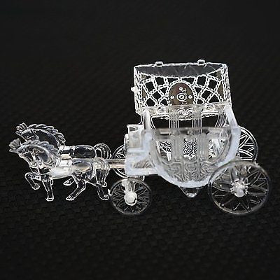 Royal Vintage Cinderella Horse And Carriage Coach Cake