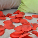 300 Red Rose petals fake flowers - Le Petit Pain