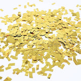 Metallic Gold Foil Shredded Confetti Paper Glitter Party Decoration- Le Petit Pain