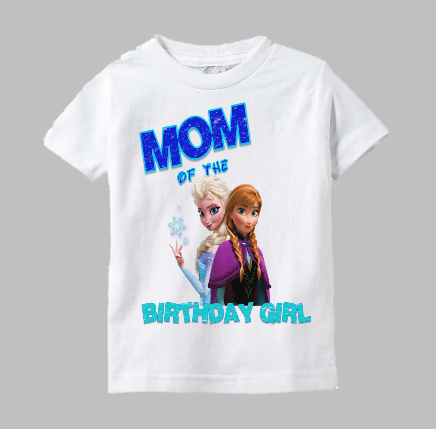 Disney Frozen Mom Shirt