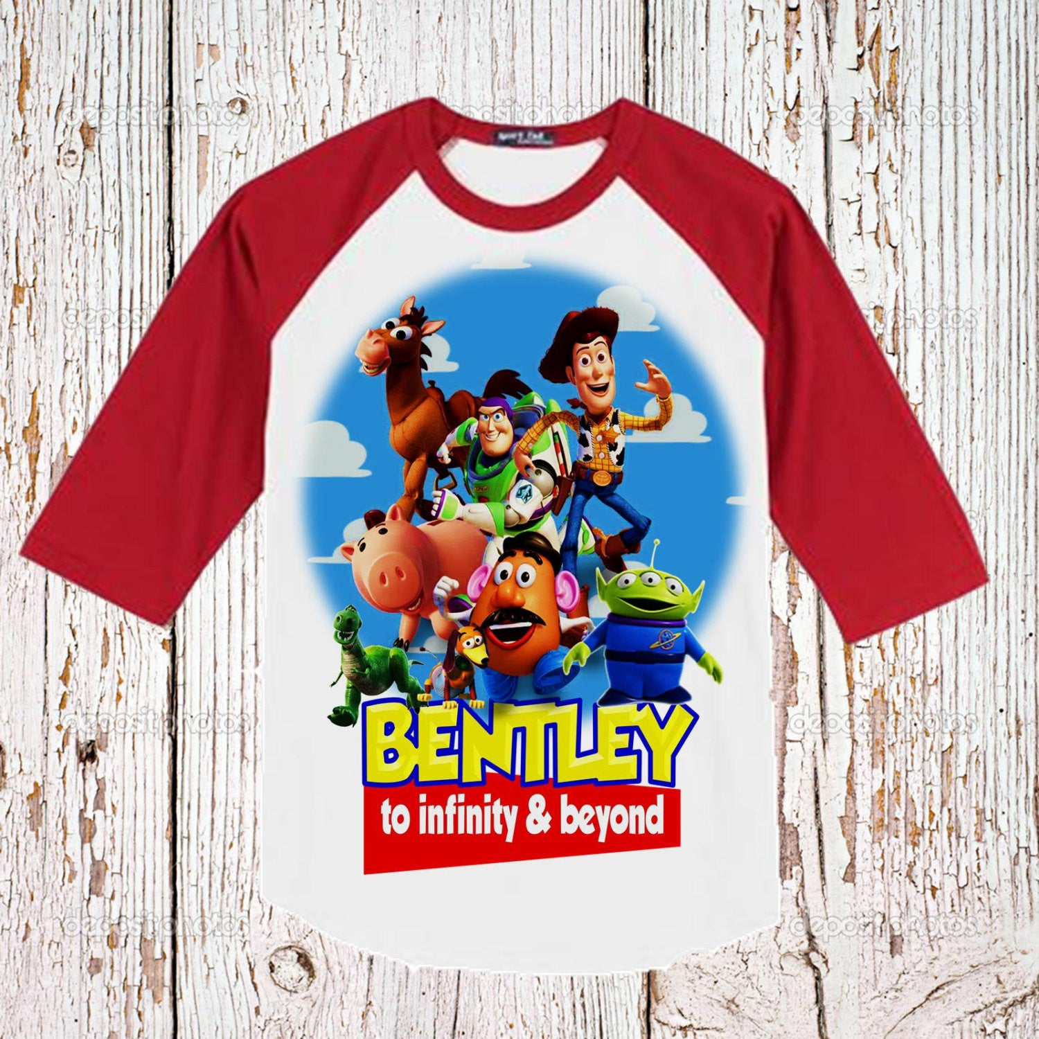 Toy Story Shirt - Toy Story Christmas Gift - Boy\'s Gift – Bella ...