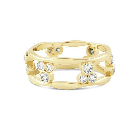 Circles of Love Ring