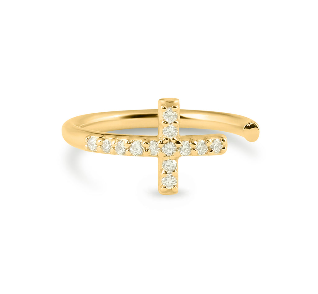 Open Cross Ring