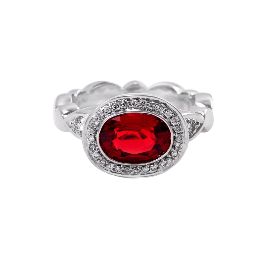 Roxanne Rouge Ring