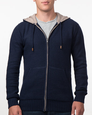 The Two-Toned Hoodie