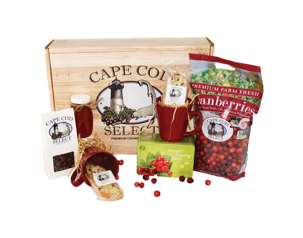 Cranberry Comfort Gift Box