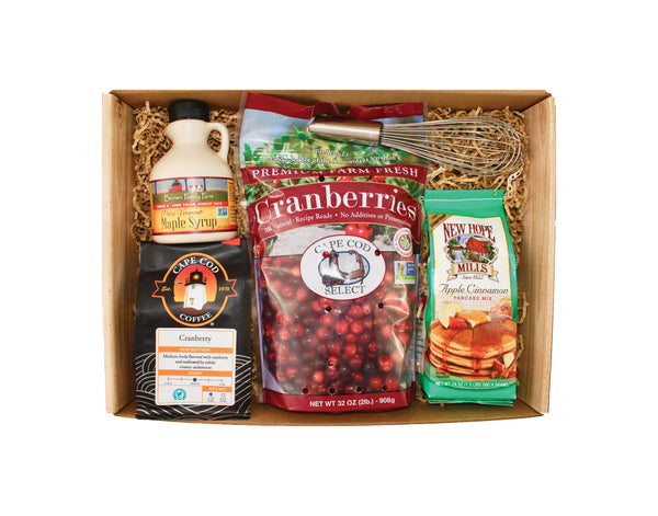 The Cranberry Breakfast Gift Box