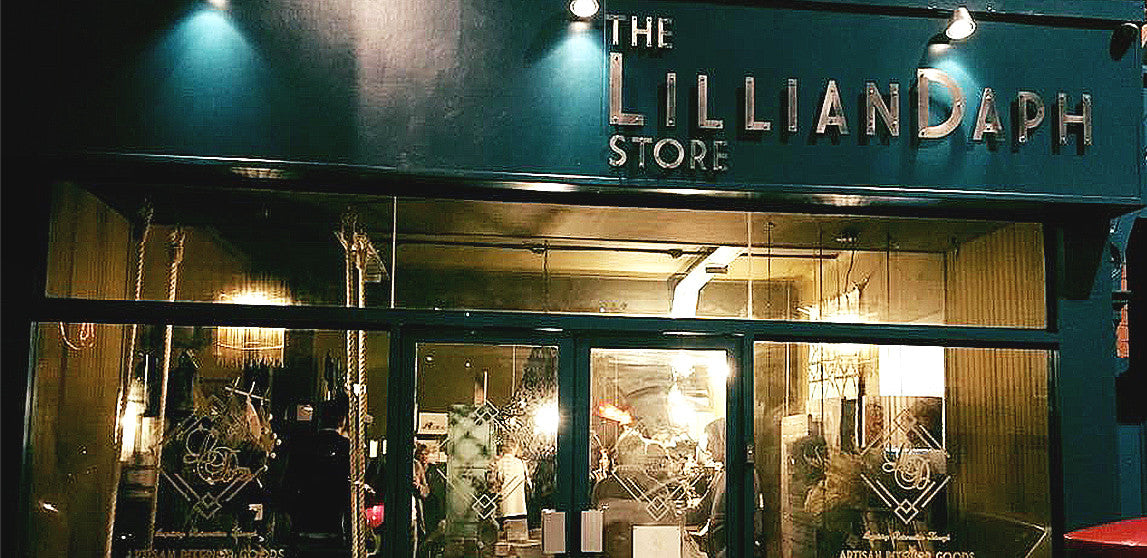 C51 launches an exclusive range at The Lillian Daph Store