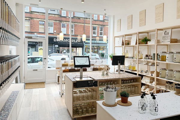 The Refill Revolution Hits Jesmond