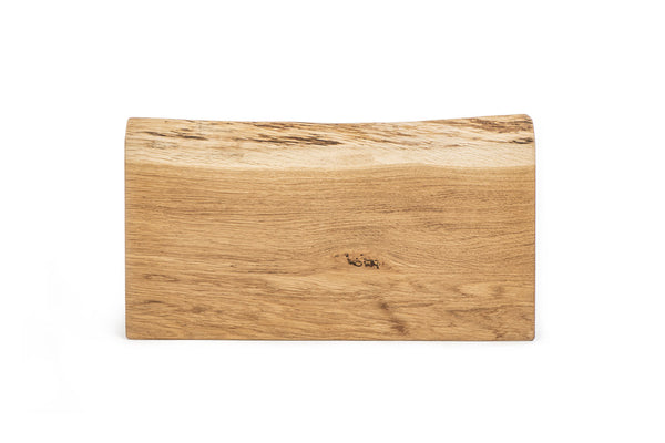 Live Edge Oak Chopping Board
