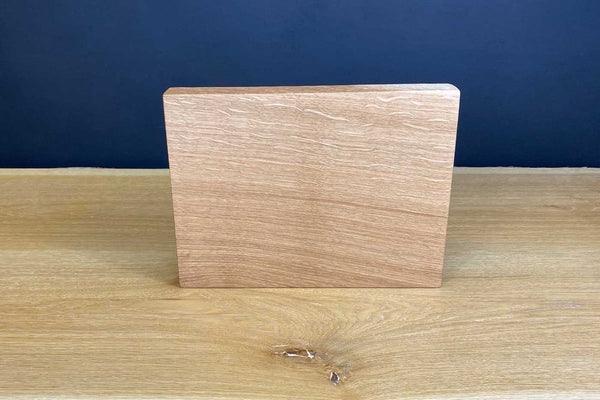 Oak Serving Board #59