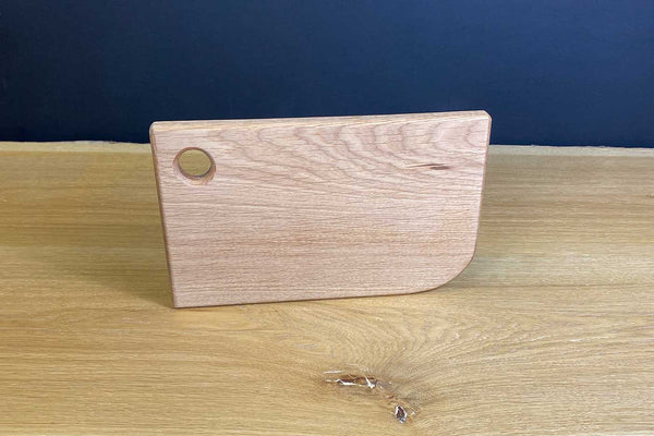 Oak Serving Board #53