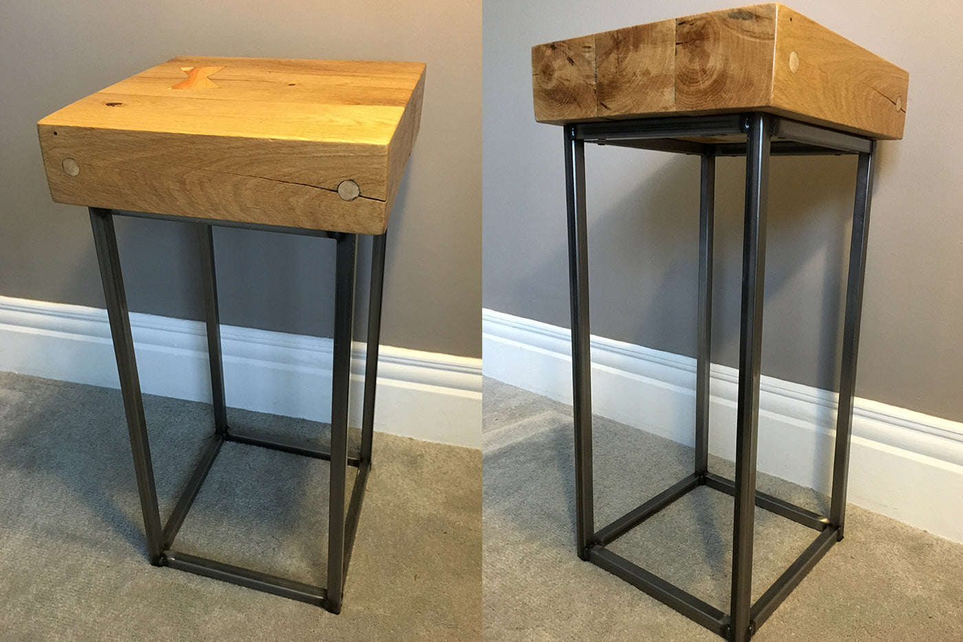 stunning side table