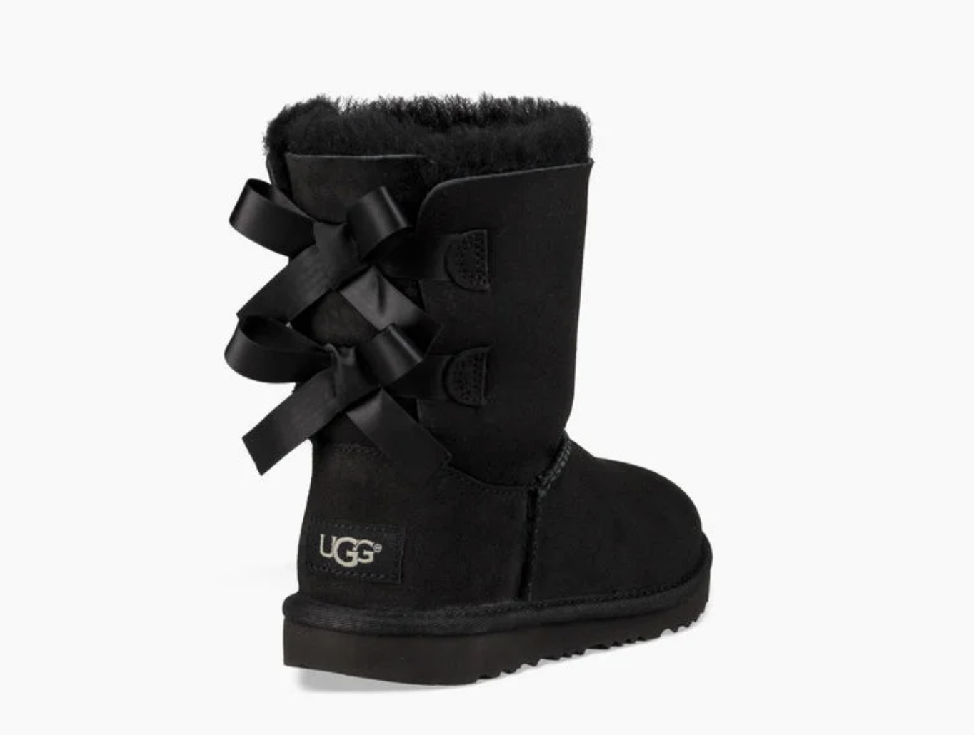 a5ac57e92ec Ugg Kids Bailey Bow II Boot 2019