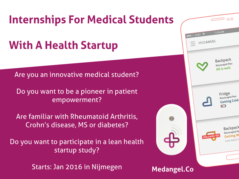 Medical students internships in Jan 2016!