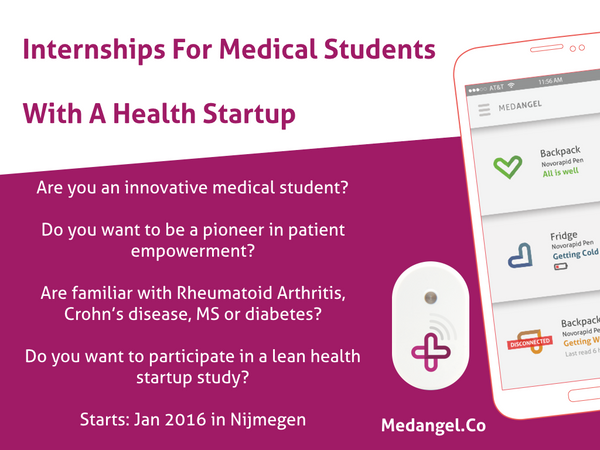 Medical students internship