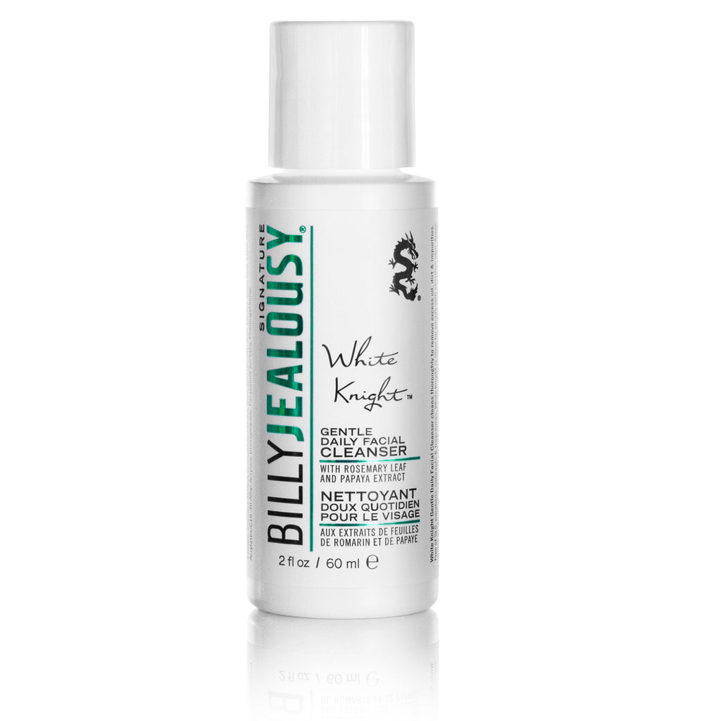 Billy Jealousy Travel Size White Knight Facial Cleanser