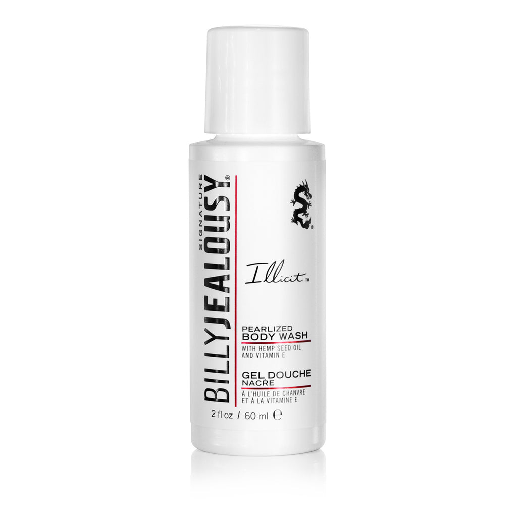 Billy Jealousy Travel Size Illicit Body Wash