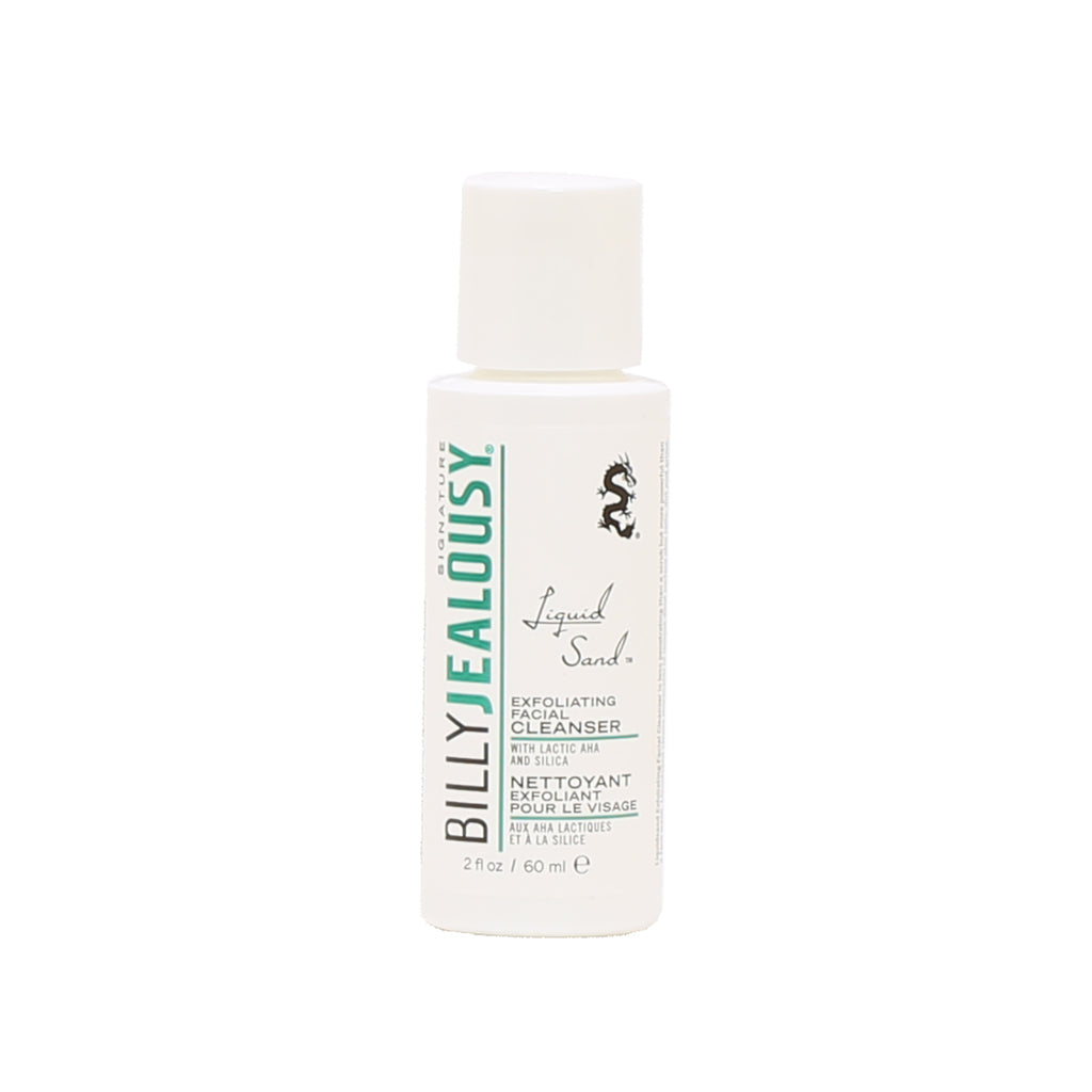 Billy Jealousy Travel Size Liquid Sand Exfoliating Face Cleanser