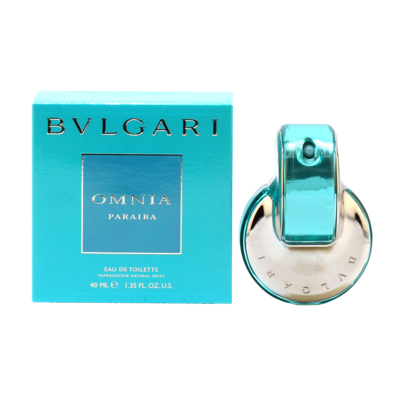 Bvlgari Omnia Paraiba Ladies Eau De Toilette Spray