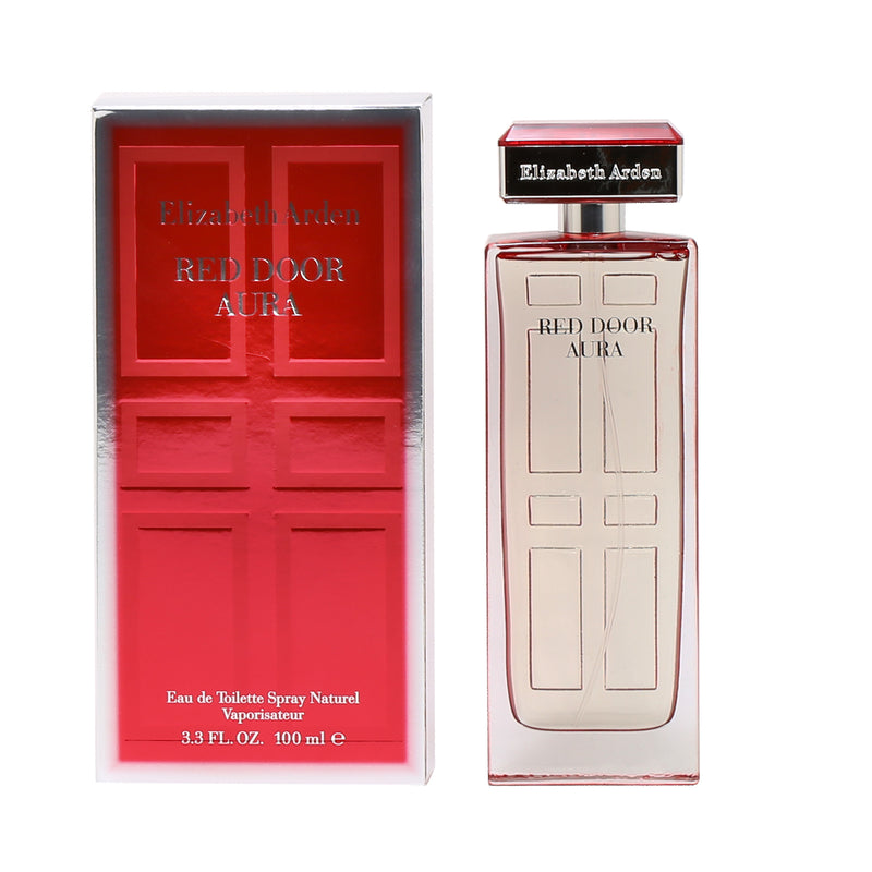 Red Door Aura Ladies By Elizabeth Arden - EDT Spray