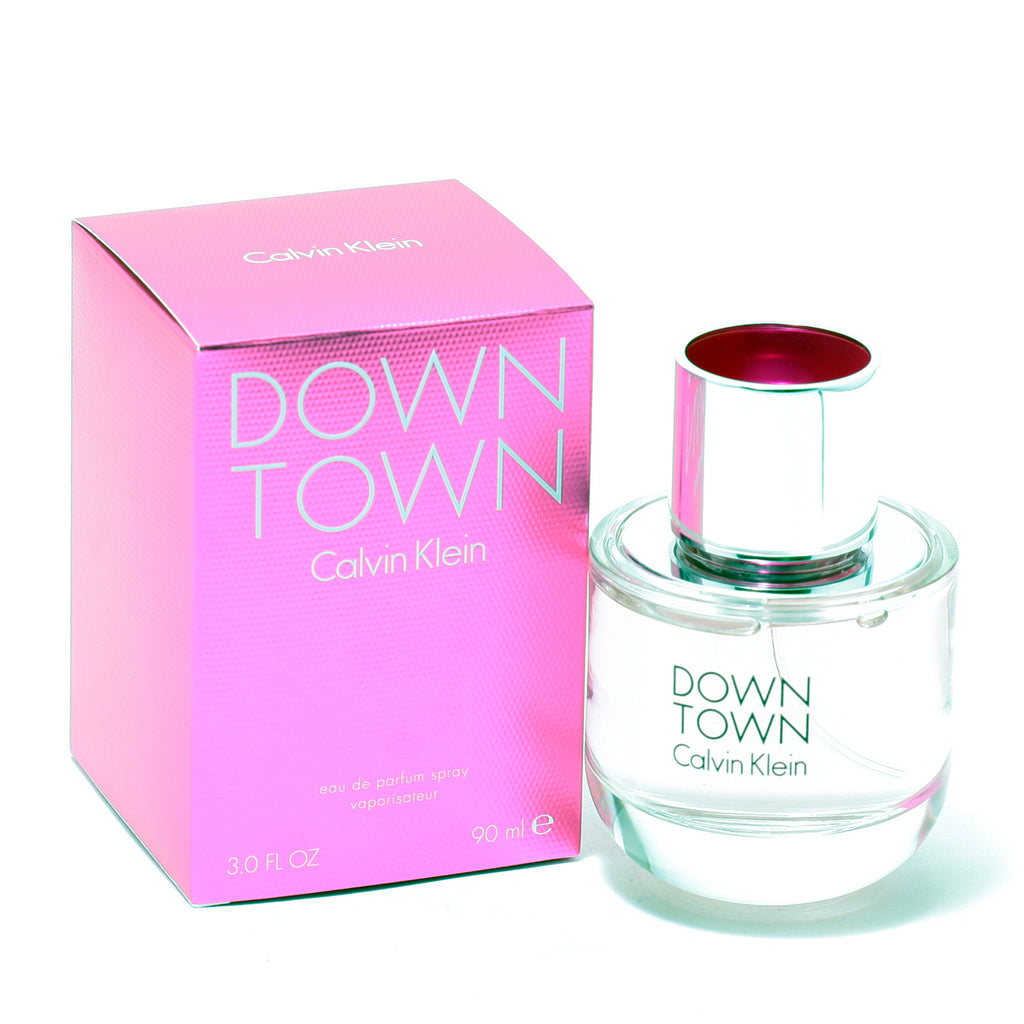 Ck Downtown -Eau De Parfum Spray