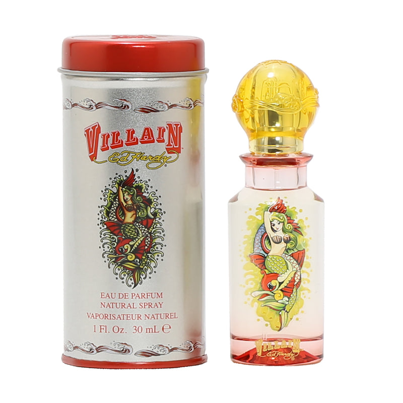 Ed Hardy Villain For Women EDP Spray