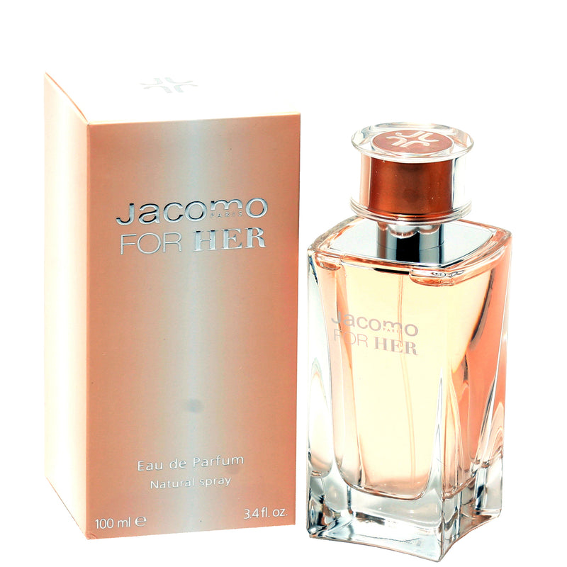 Jacomo For Women -Eau De Parfum Spray 3.4 Oz
