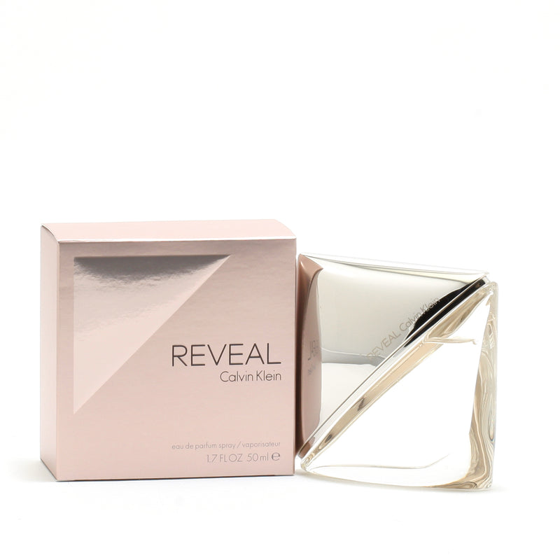 Reveal For Women By Calvin Klein -Eau De Parfum Spray