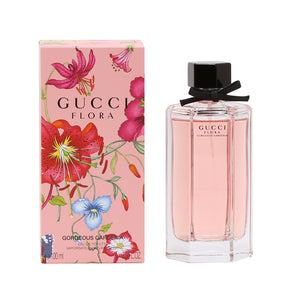 Gucci Flora Gorgeous Gardenia For Women -Eau De Toilette Spray