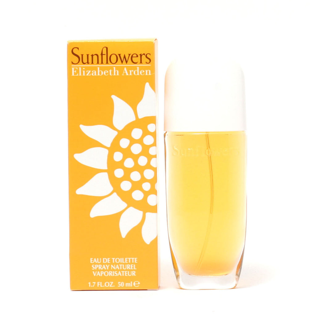Sunflowers By Elizabeth Arden-Eau De Toilette Spray